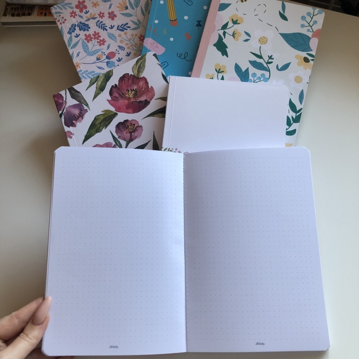 Bullet journal «Дева»