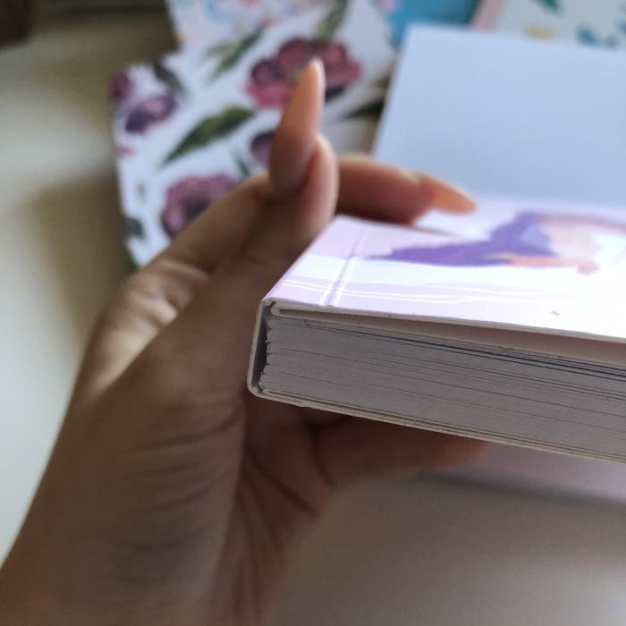 Bullet journal «Цветочная фантазия»