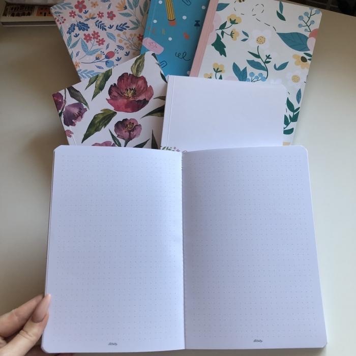Bullet journal «Карандаши»